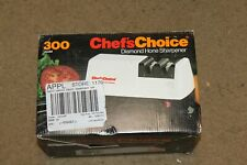 Chef Choice Diamond Hone Electric Knife Sharpener Model 300