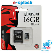 Kingston 16GB  Micro SD Memory Card  SDHC UNIVERSAL-Huawei Ascend Y300 Y330