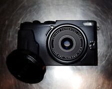 Fuji film Fujifilm X70 Black 16.3MP Compact Digital Camera