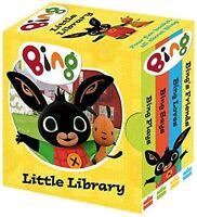 *NEW* - Bing's Little Library (Bing) (Board book) ISBN0008122164