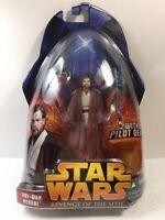 Star Wars - Revenge Of The Sith - Obi-Wan Kenobi - New W/Box Damage