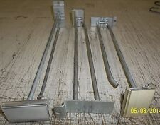 Hooks, Slatwall/Slotwall, Gridwall, Lot Of 10, Used