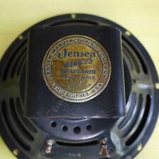 JENSEN P10Q Alnico 5 CONCERT Series Speakers SMOOTH CONES
