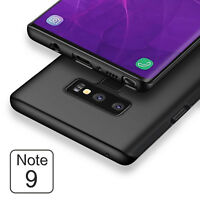 Case For Samsung Galaxy Note 9 2018 Ultra Thin Clear Soft Silicone TPU Cover