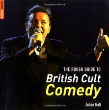 The Rough Guide to British Cult Comedy (Rough Guide... by Rough Guides Paperback