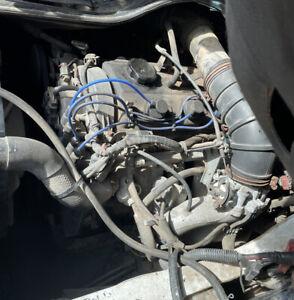 MITSUBISHI L300 EXPRESS 4G64 2.4 COIL PAC TYPE ENGINE - 3 MONTHS WARRANTY