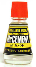 Mr Hobby Cement 25ml MC124 Gunze GSI Creos Paint Model Kit Jar Glue Liquid Tool