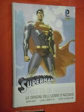 SUPERMAN-diritto di nascita-usato :MARK WAID -CARTONATO-EDIZIONI DC COMICS LION