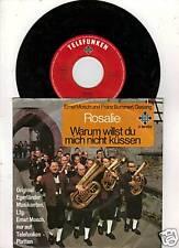 Ernst Mosch  Egerländer Musikanten  - Rosalie