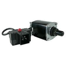 Electric Starter Motor For John Deere TRS22 TRS24 TRX24 Snow Blowers AM130875