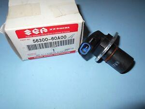 Suzuki X90 96-98 & Sidekick 98-98 (OEM) Rear Wheel Speed Sensor - # 56300-60A00
