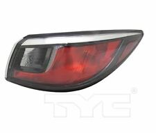 TYC NSF Right Side Tail Light Assy for Scion/Toyota Yaris iA 2016-2017 Models