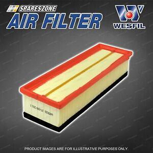 Wesfil Air Filter for Peugeot 207 A7 CC 1.6L 4Cyl 16V DOHC Turbo Petrol
