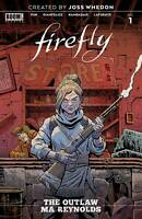 Firefly Outlaw Ma Reynolds #1 Cvr A (2020 Boom! Studios) 1st Print Young Cover