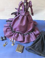HAUNTED BEAUTY MISTRESS OF THE MANOR COMPLETE OUTFIT AND ACCESSORIES ONLY