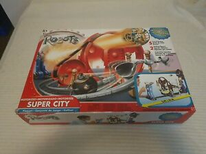 Robots Super City By Mattel Sealed In Box