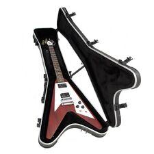 SKB 1SKB-58 Flying V Hardshell Electric Guitar Case TSA Locks