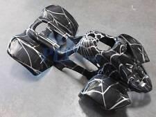 BODY PLASTIC FENDER 50cc 70cc 90cc 110cc ATV QUAD 3050C Spider Black I APS03