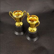 Kunststoff Tulip Shape Trophy Cup Preis Educational Prop Kid Award Spielzeug