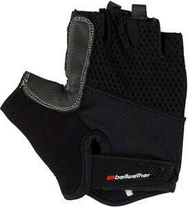 Bellwether Gel Supreme Gloves Short Finger High Density Padding Warm Weather