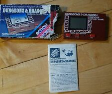 VINTAGE DUNGEONS AND DRAGONS ACTION ARCADE SERIES from MATTEL INC. with BOX 1981