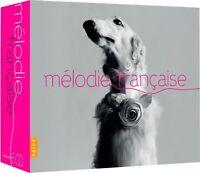 MELODIE FRANCAISE 6 CD NEW DEBUSSY/DUPARC/RAVEL/HAHN/FAURE/CHAUSSON/POULENC/+