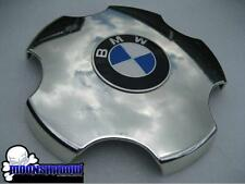 "RONAL WHEELS GERMANY CHROME WHEEL RIM CENTER CAP BMW 003 0159 73097 7-1/2"""