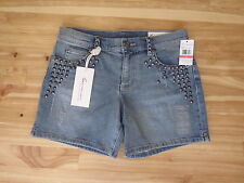 Two by Vince Camuto Authentic Jean Shorts 26W 5in.I Rivets NWT Very Cute Shorts