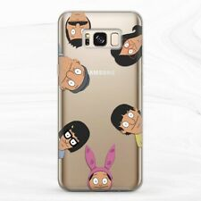 For Samsung S8 S9 S10 S20 Plus S10e Note 8 9 10 Bobs Burgers Belcher Family Case
