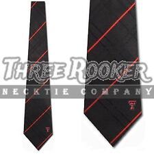 Red Raiders Tie Mens Texas Tech Red Raiders Neckties Licensed Neck Ties NWT