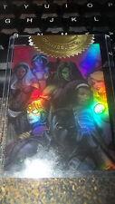 Marvel Dangerous Divas Series 1 Case Topper CT1 195/350 Card Rare