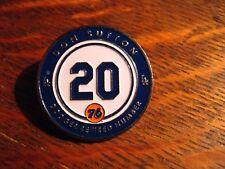 Don Sutton Lapel Pin - Los Angeles Dodgers MLB Baseball Pitcher Union 76 Hat Pin