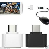 5pcs Micro USB to USB2.0 OTG Expansion Adapter For Cell Phone Android Interface