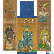Cary-Yale Visconti 15th Tarocchi Deck tarjetas secreto lección US games Systems nuevo