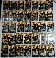 Lot of 35 KISS Gene Simmons Die-Cast Funny Cars Johnny Lightning - Racing Dreams