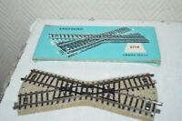 RAIL CROISEMENT MARKLIN 5114 MODELISME TRAIN NEUF CROSSING KREUZUNG DB 19.2CM