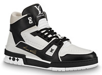 Louis Vuitton LV Trainer Mid Top Basketball Don SOLD OUT US Size 12 NIB Virgil