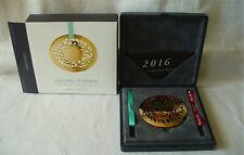 "Georg Jensen Christmas Collectibles Mobile NEU 2016 ""Magnolien Kranz"""