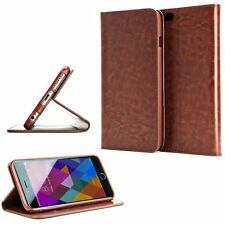 For HTC Desire 520 Phone PU Leather Fold Wallet Pouch Credit Card Case Cover