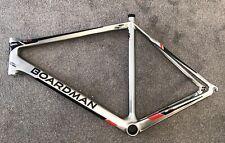 Boardman C8 Carbon Road PRO SLR XL-54cm Frame DAMAGED!!! Spares Or Repairs