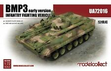 BMP3 (EARLY VERSION) RUSSIAN I.F.V (METAL BARRELS/P.E)  MODELCOLLECT 1/72