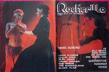 ROCKERILLA Italia Magazine 1984 #51 Marc Almond U2 Virgin Prunes Black Flag