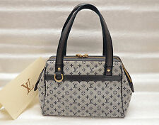Louis Vuitton Josephine pm mini lin nm Bleu