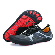 adc0925403c SAGUARO Water Shoes Men Women Skin Socks Aqua Surf Mesh Beach Yoga Swim  Barefoot