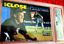 1994 COLL CHOICE GOLD SIGNATURE MICHAEL JORDAN RC ROOKIE #635 POP 3 PSA 10