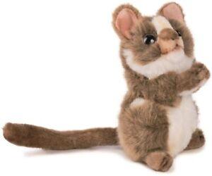 "NEW - Tarsier Baby Plush Stuffed Animal 6"" by Hansa Toys - MOVABLE HEAD - # 4558"