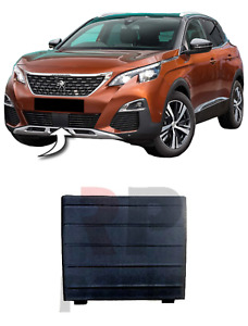 FOR PEUGEOT 3008 2016-2019 NEW FRONT BUMPER LOWER CENTER GRILLE COVER 98116922XT