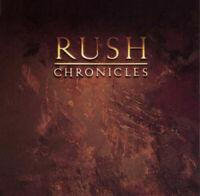 Rush - Chronicles (1990)  2 CD  NEW UK Gift Idea Canadian Rock Classic