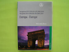 DVD NAVIGATION MERCEDES BENZ COMAND APS 2010 CL CLS E S SL SLK 10.0 GRÜN NTG 1
