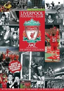 A-Z of Liverpool FC's Greatest Pictures PB by Sport Media Paperback Book The